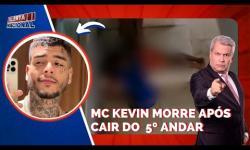 ASSISTA: Sikera Jr, comenta sobre a morte do MC Kevin
