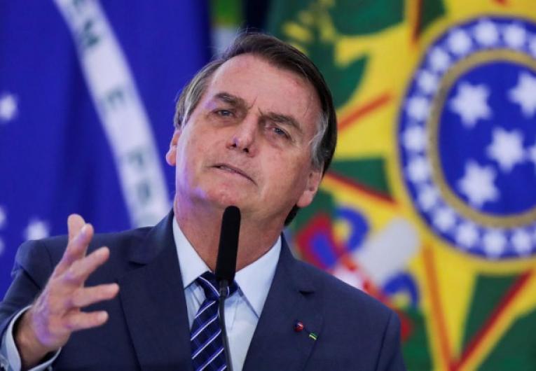 Bolsonaro virá à Paraíba para inaugurar trecho da Transposição do São Francisco