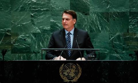 Em discurso na ONU, Bolsonaro defende tratamento sem eficácia contra Covid-19, se diz contra passaporte sanitário e nega corrupção em seu governo