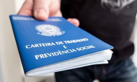 Sine oferece 577 vagas de empregos em sete municípios paraibanos