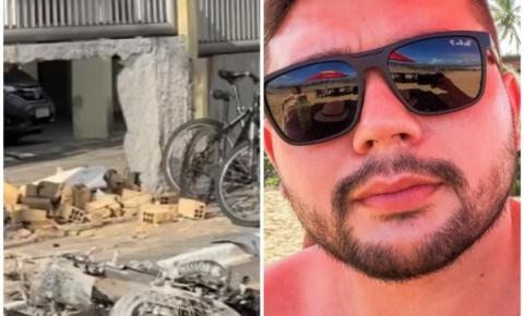 Morte de motoboy no Retão de Manaíra completa 30 dias e suspeito continua foragido