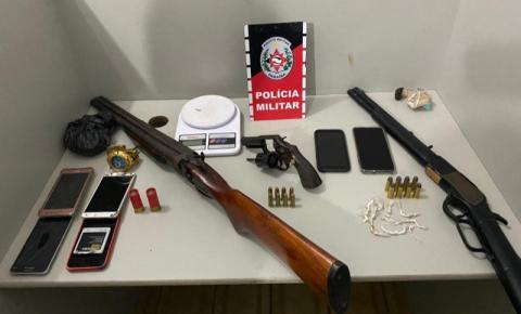 Ação desarticula grupos criminosos e prende seis suspeitos no Litoral Norte