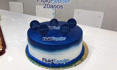Empresa de tratamento de água e efluentes comemora 20 anos