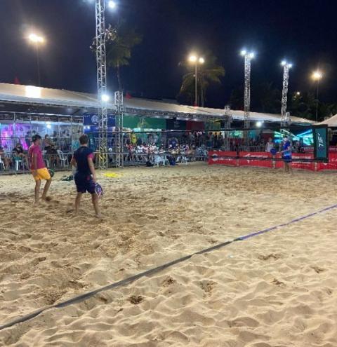 'Jampa Beach Games' movimenta Praia de Tambaú com competições de seis modalidades, na Capital